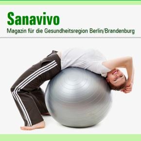 Sanavivo - Gesundheitsmagazin für Berlin und Brandenburg