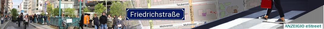 Friedrichstraße, Berlin-Mitte