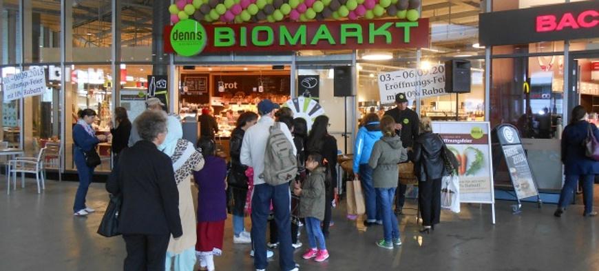 Biomarkt Gesundbrunnen