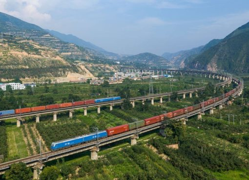 China Railways: neue Seidenstraße