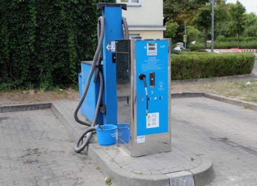 AIR-SERV Preßluft-Automat