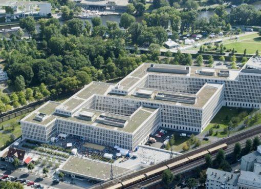 Neubau des Bundesministerium des Innern, für Bau und Heimat