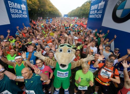 45. BMW BERLIN-MARATHON