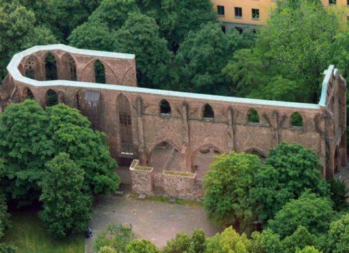 Ruine der Klosterkirche