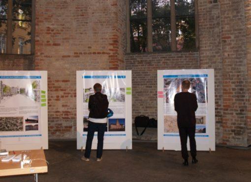 Ausstellung: Molkenmarkt und Klosterviertel