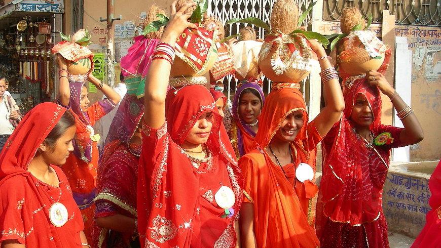 Pushkar Fair - Foto: © Tracy Hunter