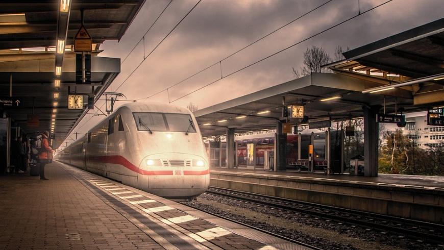 ICE - Personenverkehr in der Krise