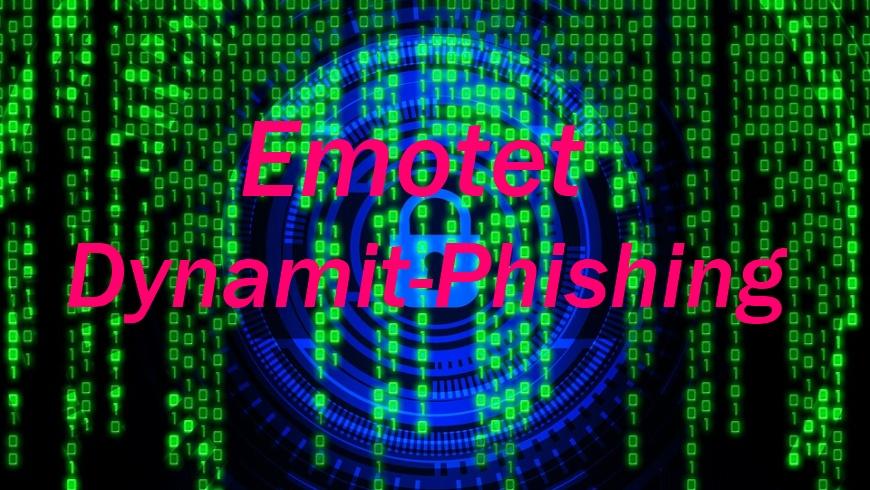Cyber-Sicherheitswarnung vor Emote