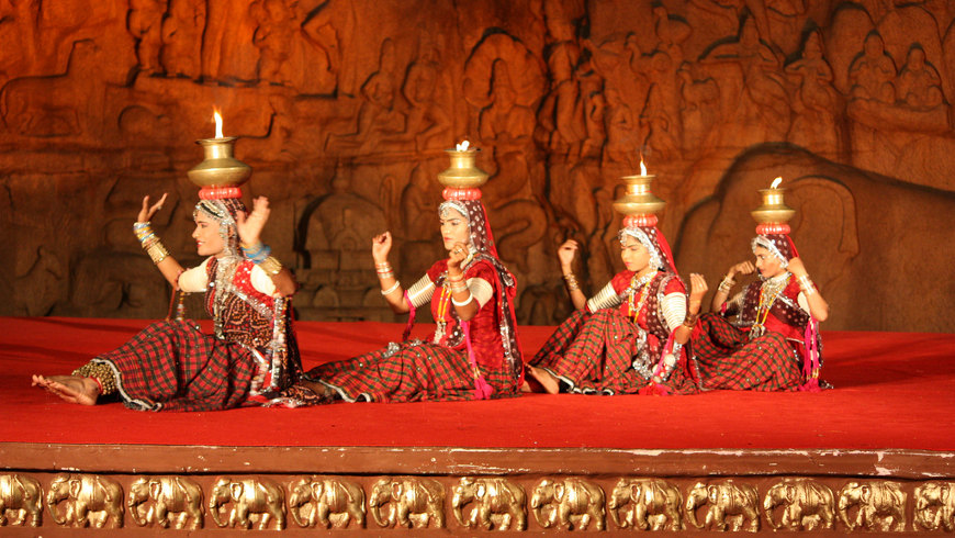 Mamallapuram Tanzfestival