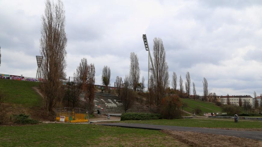 Amphitheater im Mauerpark