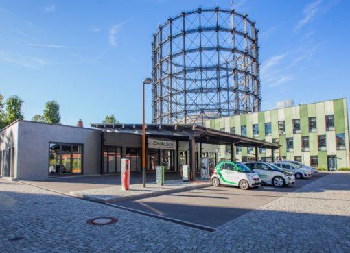 EUREF Campus Berlin. Zee.Mo.Base