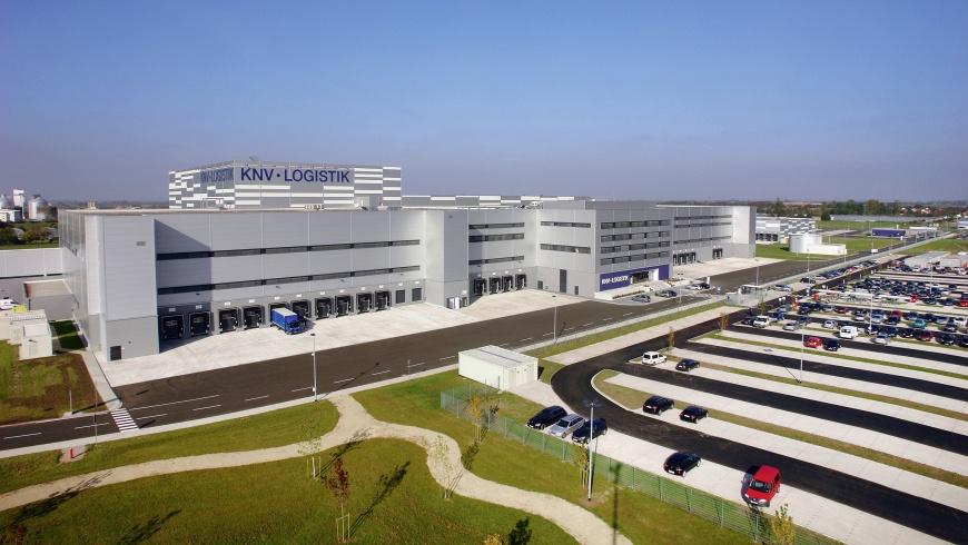 Logistikzentrum  Koch, Neff und Volckmar