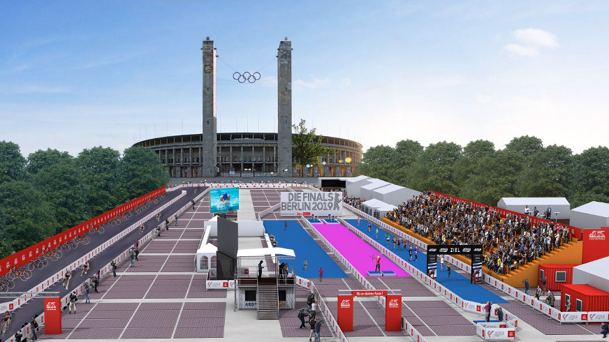 Olympischer Platz - Finals Berlin 2019