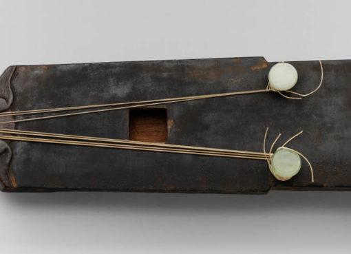 """Chinesisches Seiteninstrument """"Guqin"""" - Künstler: Prince Lu - Foto: CC0"""