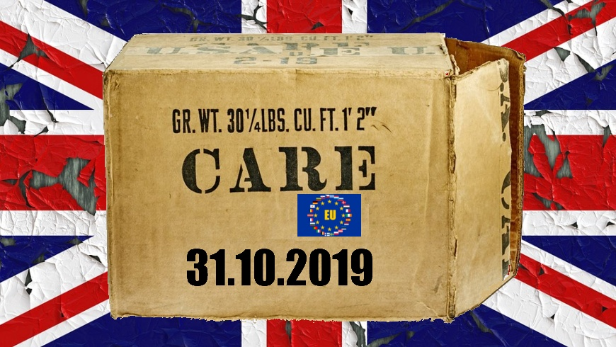 Care-Paket für Boris Johnson