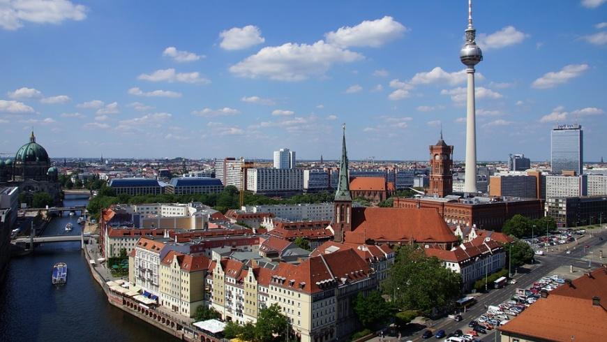 Berlin Mitte: das Nikolaiviertel