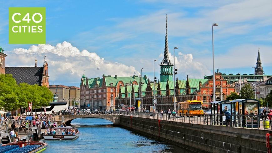 C40 Mayors Summit in Kopenhagen