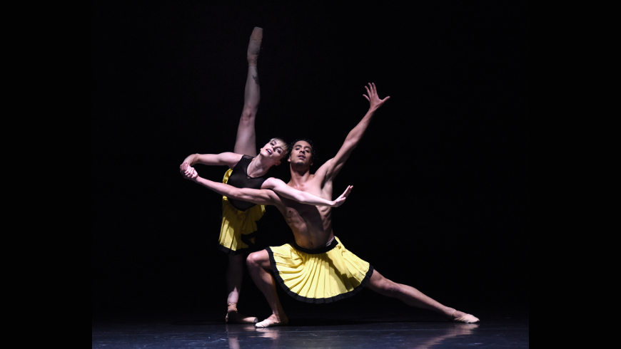 """Classy Classics"" William Forsythe, Herman Schmerman Duet"