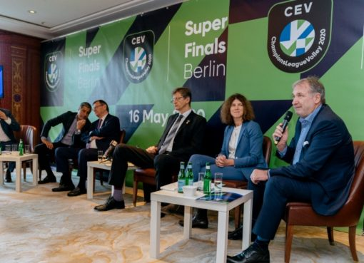 CEV Champions League Volley 2020 Super Finals