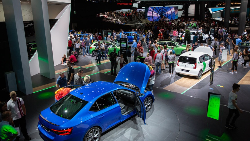 IAA Frankfurt am 15. September 2019