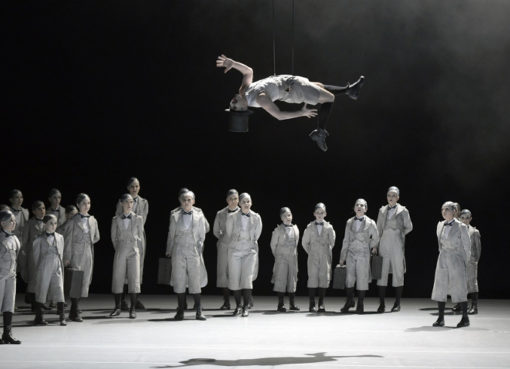 A Midsummer Night's Dream, Deutsche Oper Berlin