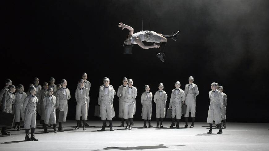 A Midsummer Night's Dream, Deutsche Oper Berlin