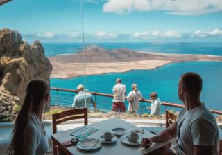 Restaurant auf Lanzarote