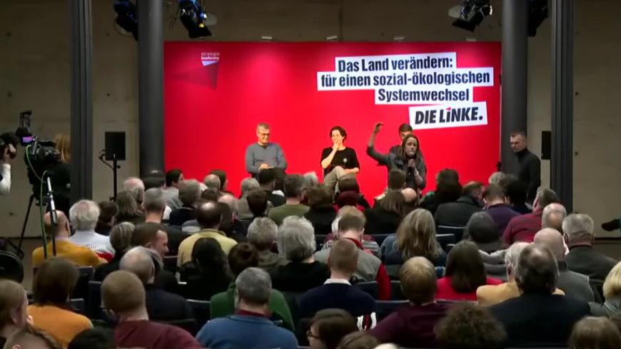 Strategiekonferenz DIE LINKE in Kassel