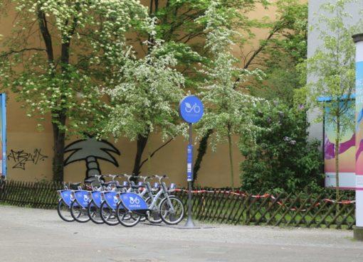 Nextbike Station
