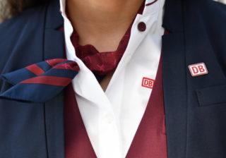 DB-Unternehmenskleidung neu