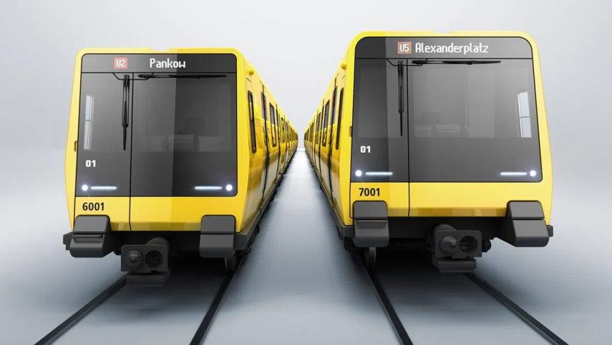 Stadler: Neue U-Bahnen für Berlin