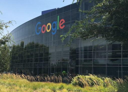 Googleplex Headquarters in, Mountain View