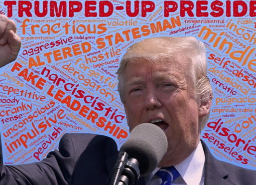 Trumped-Up President