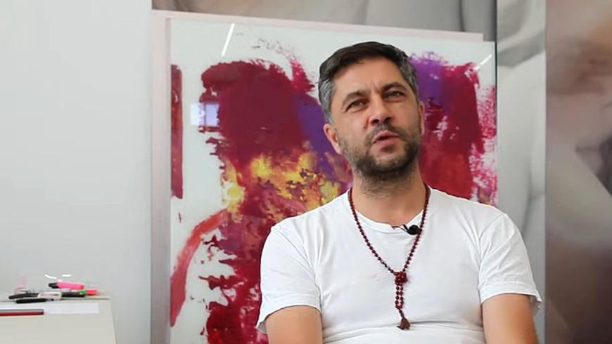 Künstler Michael Müller über seine Werke