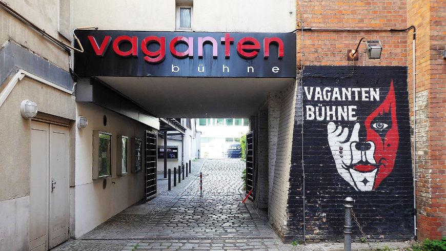 Vagantenbühne in Charlottenburg