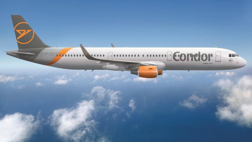 Condor Airbus A 321