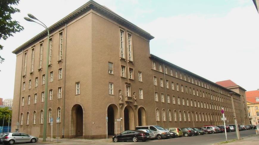 Neues Stadthaus  in der Parochialstraße 1-3