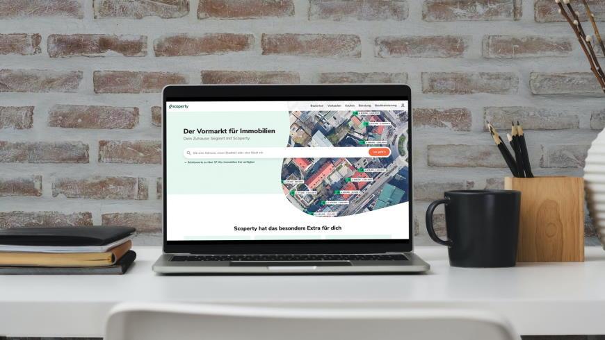 Scoperty macht den Immobilienmarkt transparent