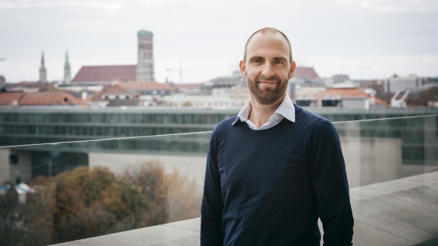 Dr. Michael Kasch, Geschäftsführer der Scoperty GmbH