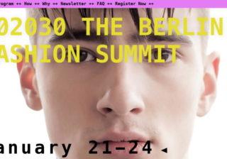 202030 The Berlin Fashion Summit