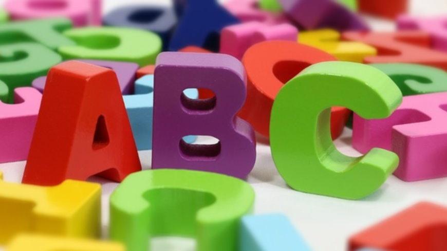 Alphabet lernen