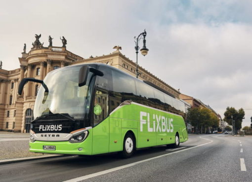 FlixBus Unter den Linden