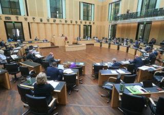 Bundesrat Plenarsaal