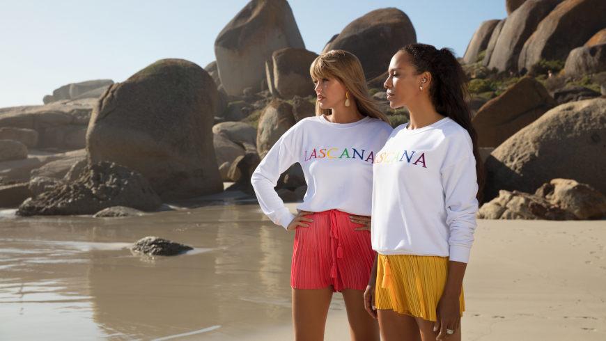 Bonnie Strange und Barbara Becker inszenieren die Fashion Cruise Collection von LASCANA