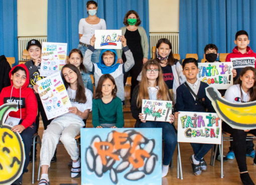 Aktion #fairmachtschule