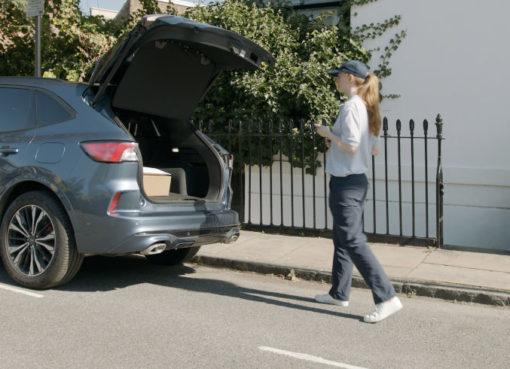 """Neue App: """"Sichere Lieferung zum Fahrzeug"""""""